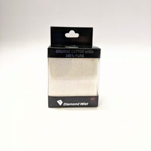 vape, cotton, japanese organic cotton, diamond mist
