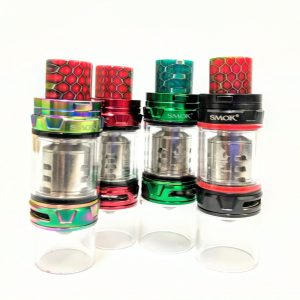 Vape, Smok, TFV12 Prince tank, tank, gold, red, black, green, rainbow