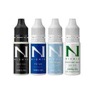 Nic Nic Nic Shot | Every Cloud Vape Shop