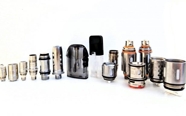 coils, coil, atomiser, head