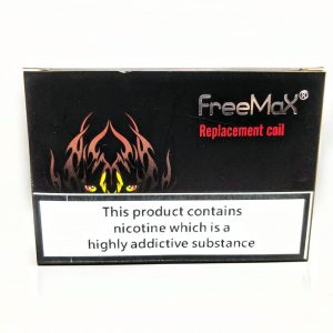 freemax mesh pro, mesh, coil, pack of coils