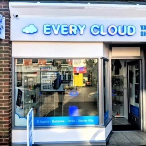 Every Cloud Vape Shop Christchurch Store