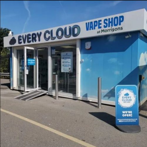 Every Cloud Vape Shop Bristol Morrisons