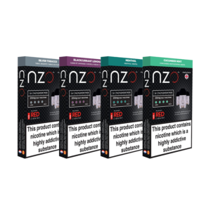 NZO Replacement Pods