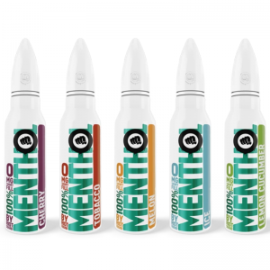Riot Squad Menthol | Shortfill | Every Cloud Vape Shop