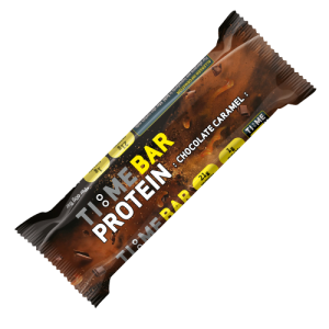 Time for Nutrition Time Bar | Chocolate Caramel | Every Cloud Vape Shop