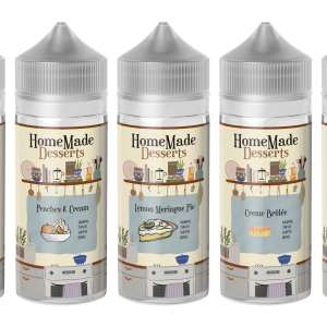 Home Made Desserts | E-Liquid | Every Cloud Vape Shop