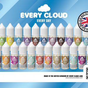Every Cloud Every Day | Every Cloud Vape Shop