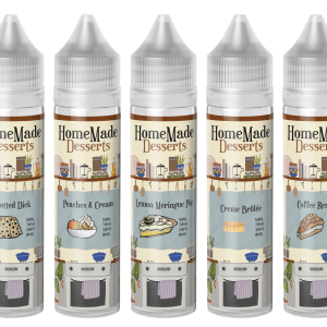 Home Made Desserts - 50ml | E-Liquid | Every Cloud Vape Shop