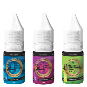 Billionaire Juice Salts | Every Cloud Vape Shop