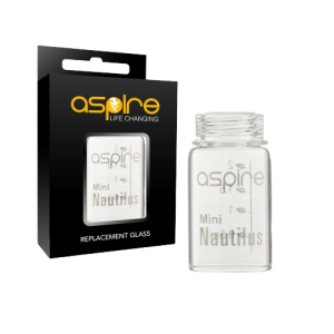 Aspire Nautilus Replacement Mini Glass | Every Cloud Vape Shop